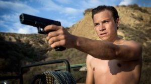 "British actor Finn Cole finds popularity on U.S. TV show ""Animal Kingdom"" (on TNT)."