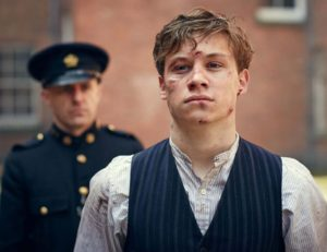 Peaky Blinders stars Finn Cole (pictured) and his brother Joe Cole.