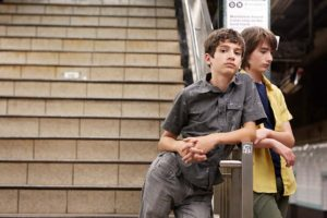 "Michael Barbieri and Theo Taplitz shine in indie drama ""Little Men"" (2016) - reviewed by Henrick Vartanian"