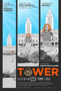 Tower, docuemnatry film, re-examines the terror brought on by a gunman at the University of Texas. - (Kino Lorber)