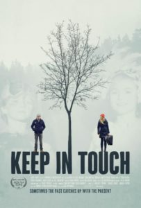 """Keep in Touch"" movie poster art."