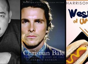 Christian Bale biographer, Harrison Cheung pens new new YA novel.