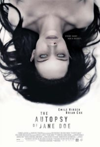 Actress Olwen Catherine Kelly is Jane the corpse, in 'The Autopsy of Jane Doe' - released by IFC Midnight