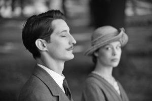 Pierre Niney and Paula Beer in Frantz movie. © Jean-Claude Moireau - Foz/Courtesy of Music Box Films