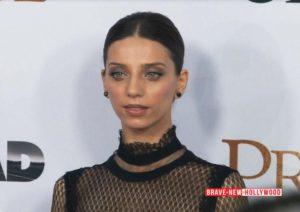 in The Promise movie, rising star, Angela Sarafyan plays Maral. Film directed by Terry George