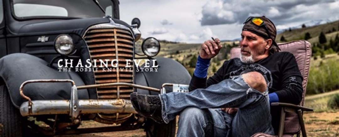 Chasing Evel:: The Robbie Knievel Story. A first look, official trailer. Courtesy of Thunderbird Entertainment