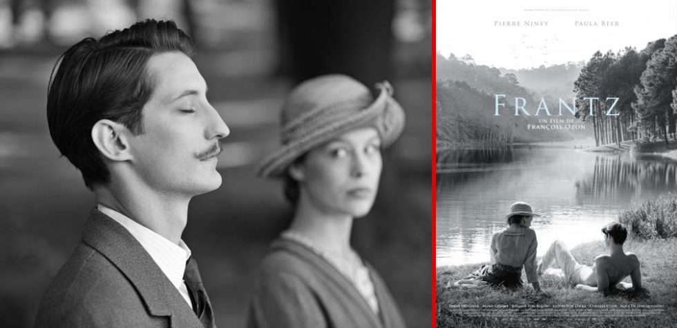 Frantz movie features a stellar cast helmed by Paua Beer and Pierre Niney.