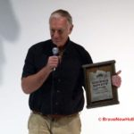 """John Sayles, writer, director, novelist was honored by Mammoth Lakes Film Festival following a special screening of his 1983 film """"Baby It's You."""""""