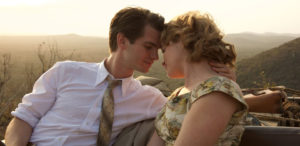 "Under the direction of Andy Serkis, in ""Breathe,"" actor Andrew Garfield may be on his way to another Oscar nomination."