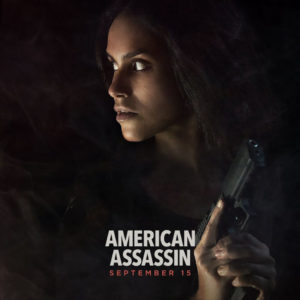 "Canadian, Iranian actress Shiva Negar joins the action in spy thriller ""American Assassin"" based on the novel by Vince Flynn."