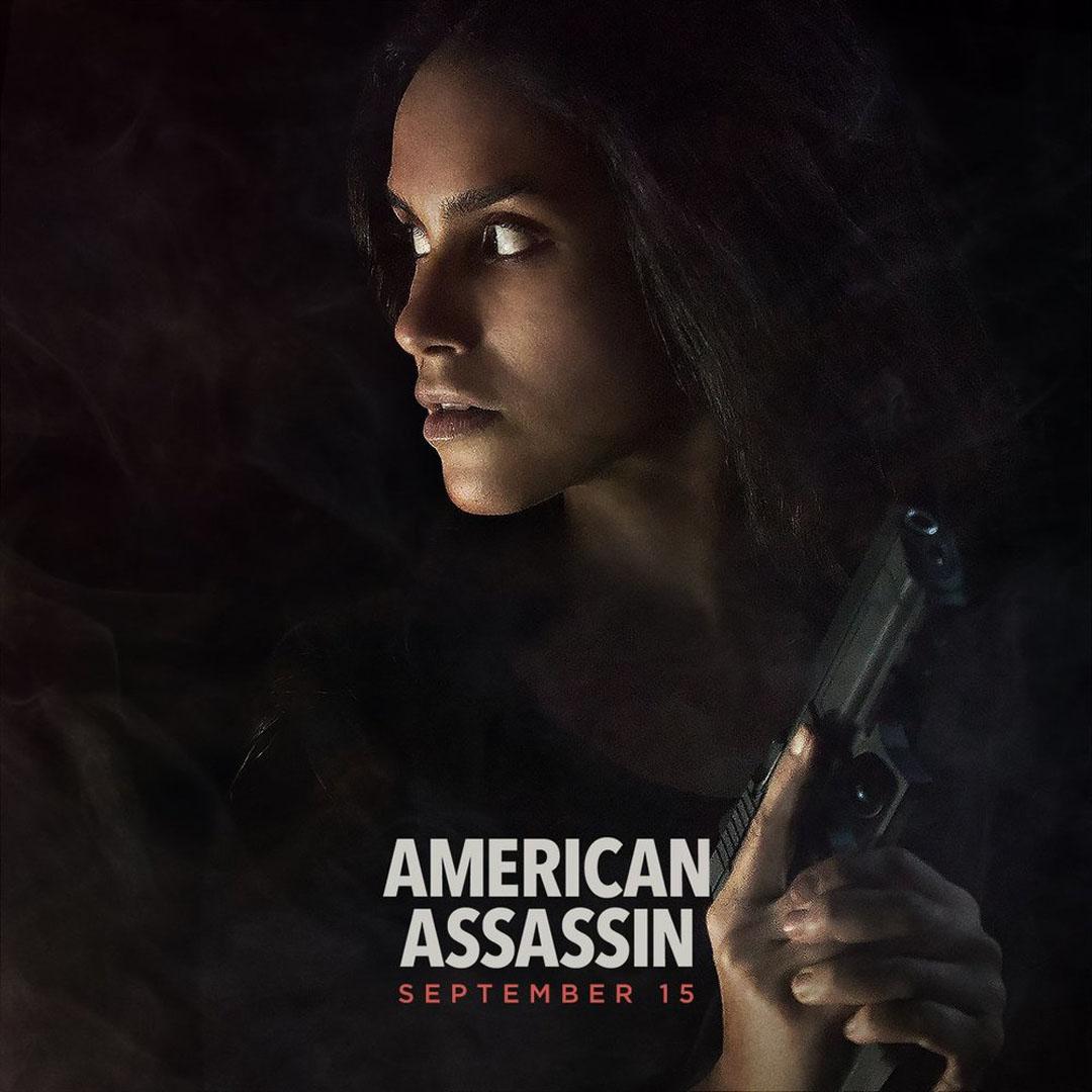 American Assassin Shiva Negar