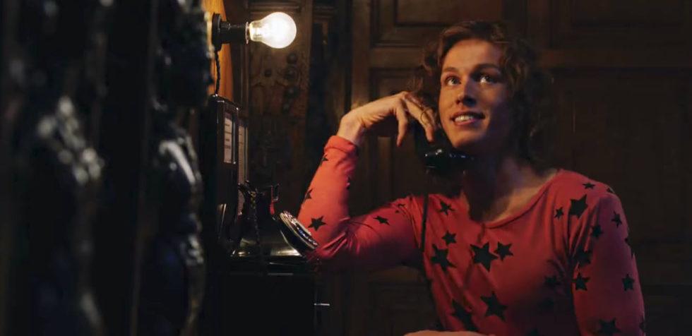 All eyes on British actor, Harris Dickinson, in 'Trust' (FX series)