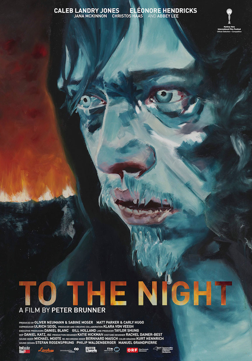 "Peter Brunner's feat film debut ""To the Night"" premieres at 2018 Karlovy Vary International Film Festival."