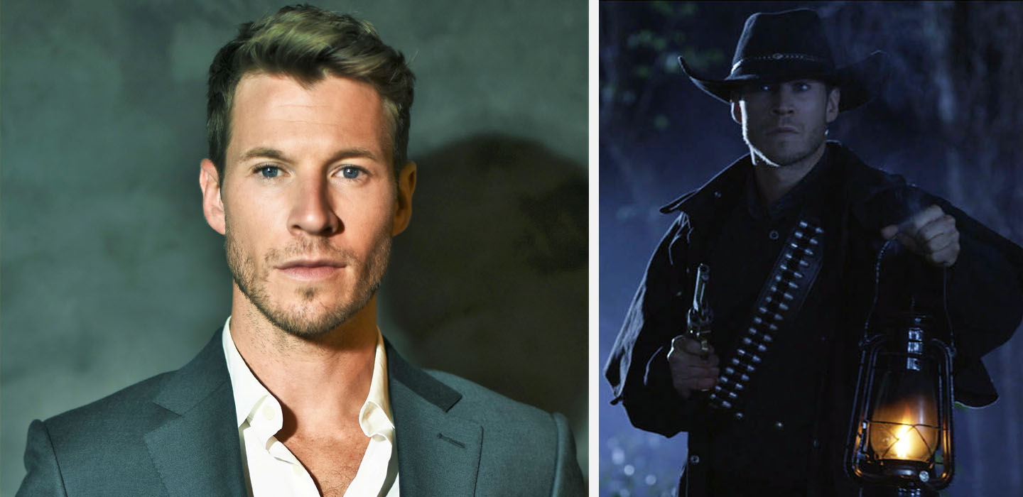 Rising star, Chad Michael Collins, best known for his role as Brandon Beckett in Sony Pictures' SNIPER franchise, talks about his upcoming films and TV projects.