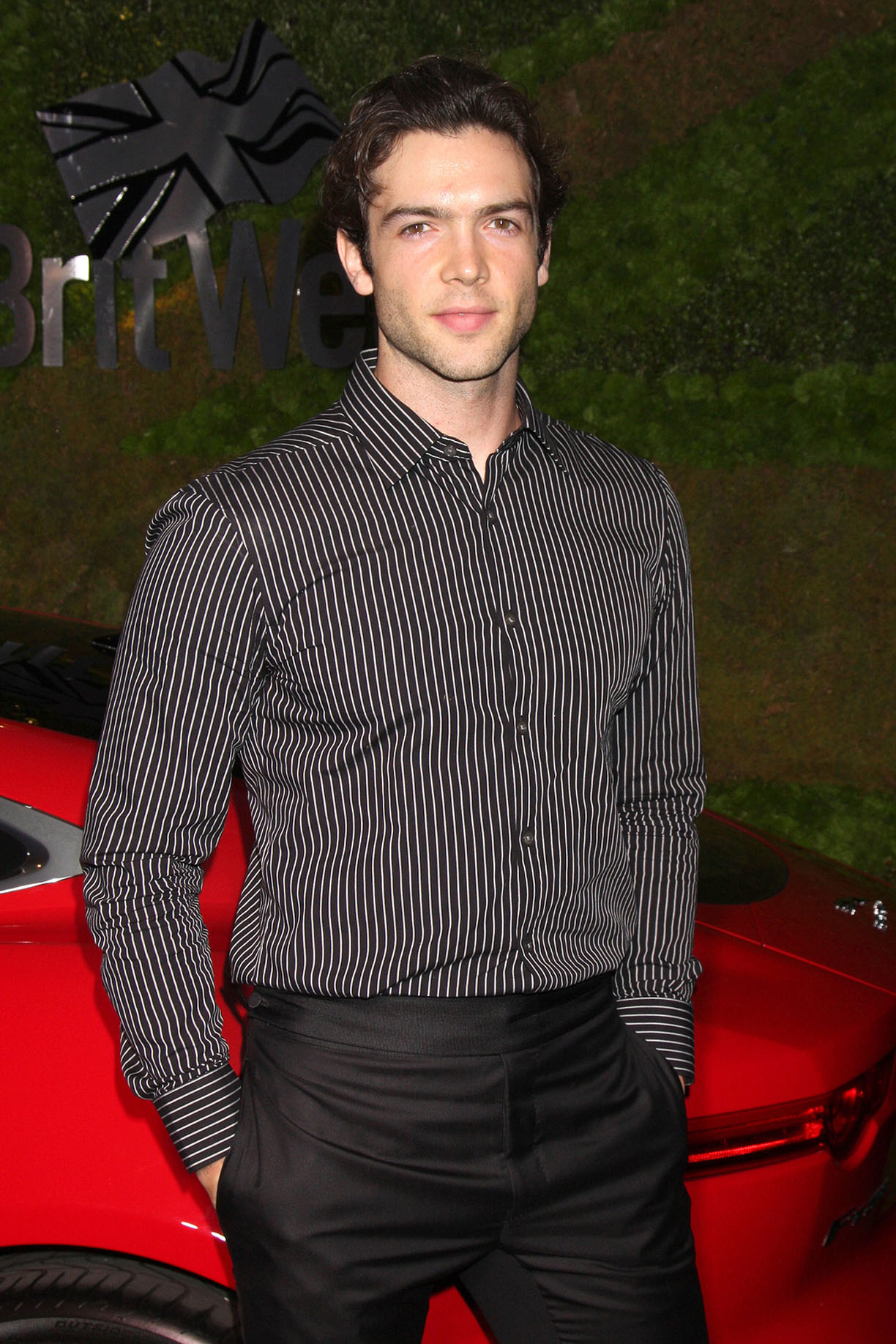 Ethan Peck is the grandson of Hollywood icon, Gregory Peck