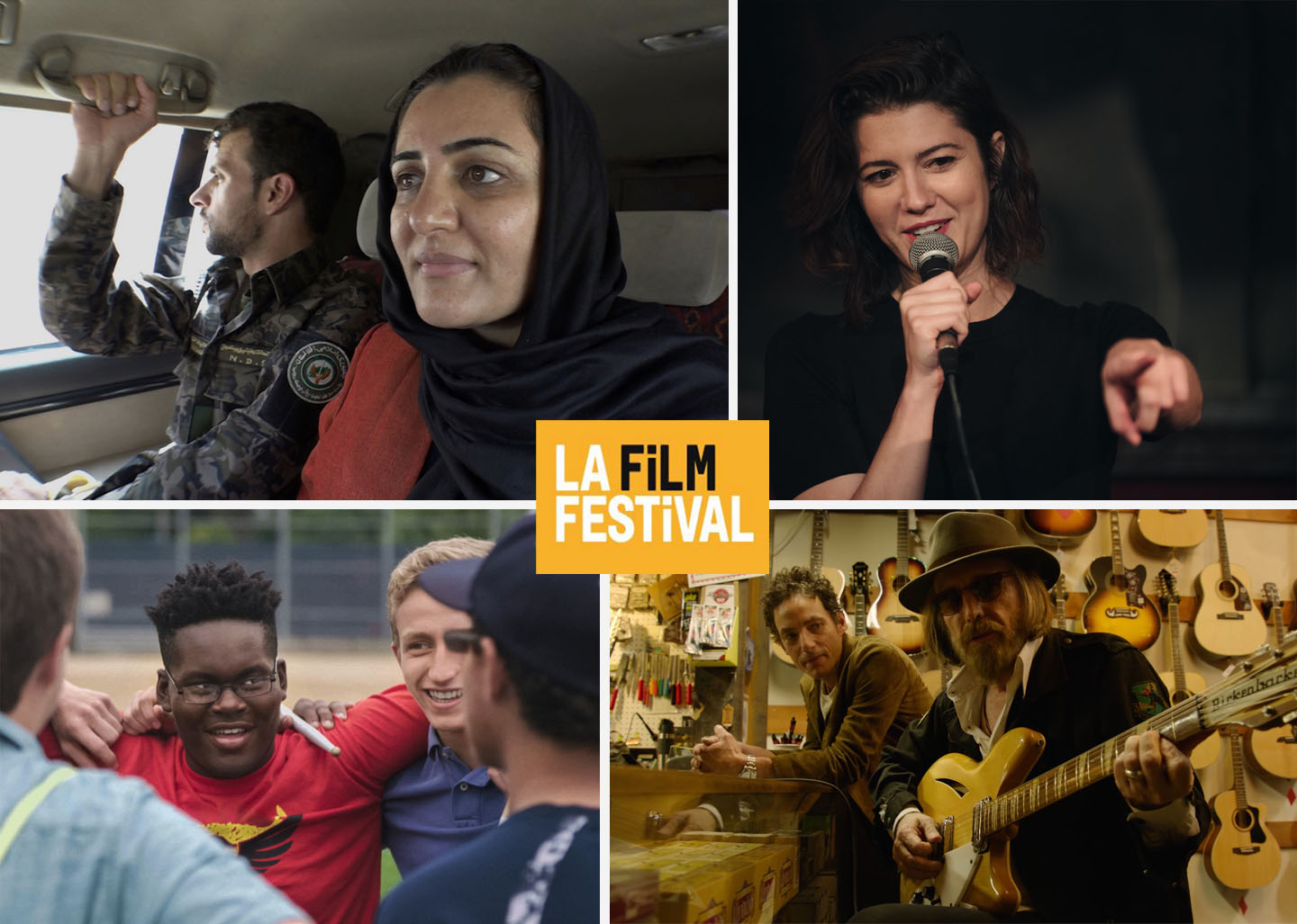 "LA Film Festival 2018 celebrated indie films, documentaries and a few classics including ""Mystic Pizza"" and ""The Red Violin"" movies."