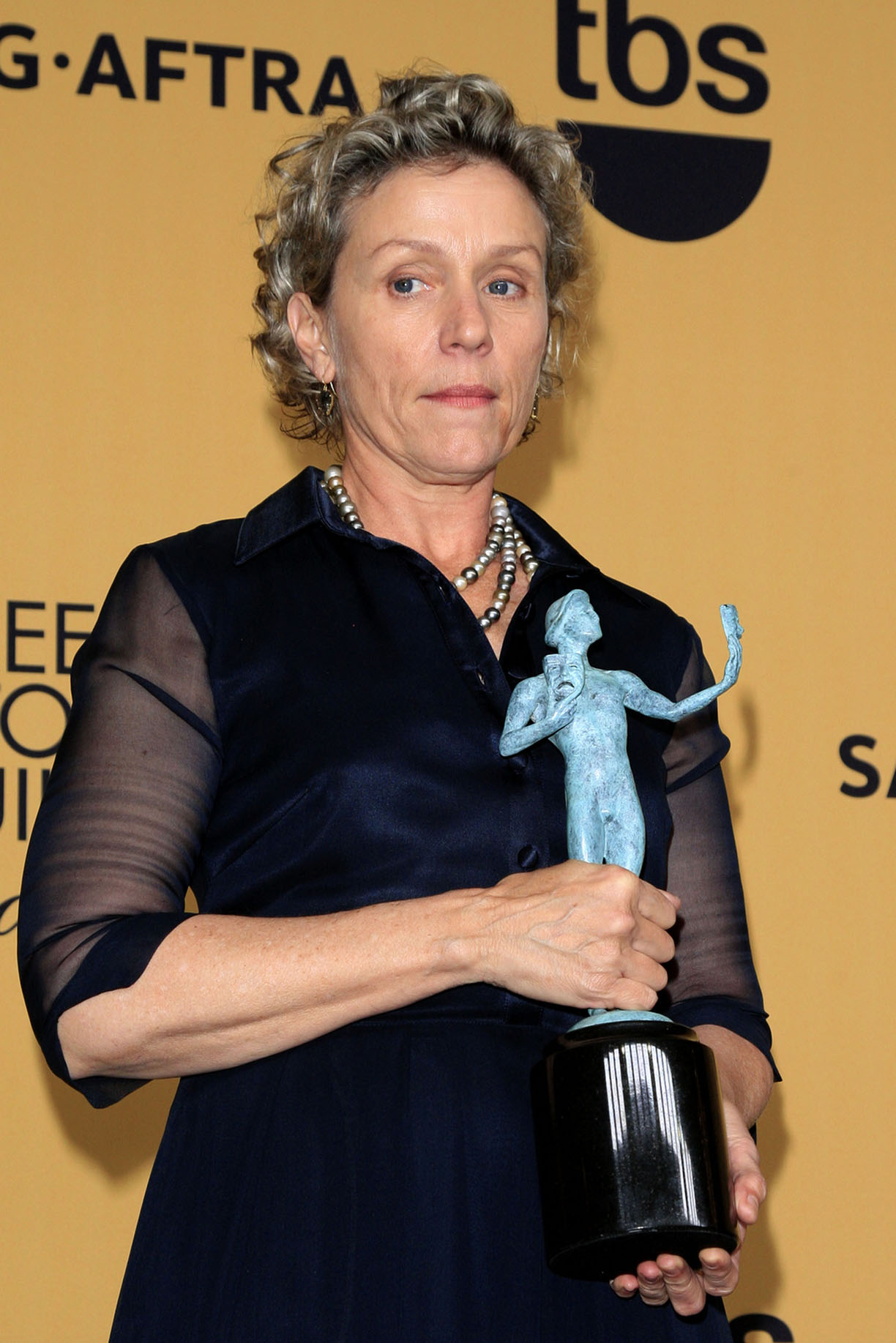 """two words 'inclusion rider."" Actress Frances McDormand gave actors and actresses the realization that they have the power to demand inclusion and diversity in their projects/"