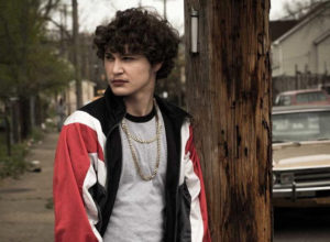 "Richie Merritt plays a teenager who takes risks to reach for the American dream, in Yann Demange's ""White Boy Rick,"" screening at TIFF 2018"