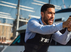 "Rising star: Egyptian born Zeeko Zaki breaks the mold in CBS's hit TV show ""FBI"""