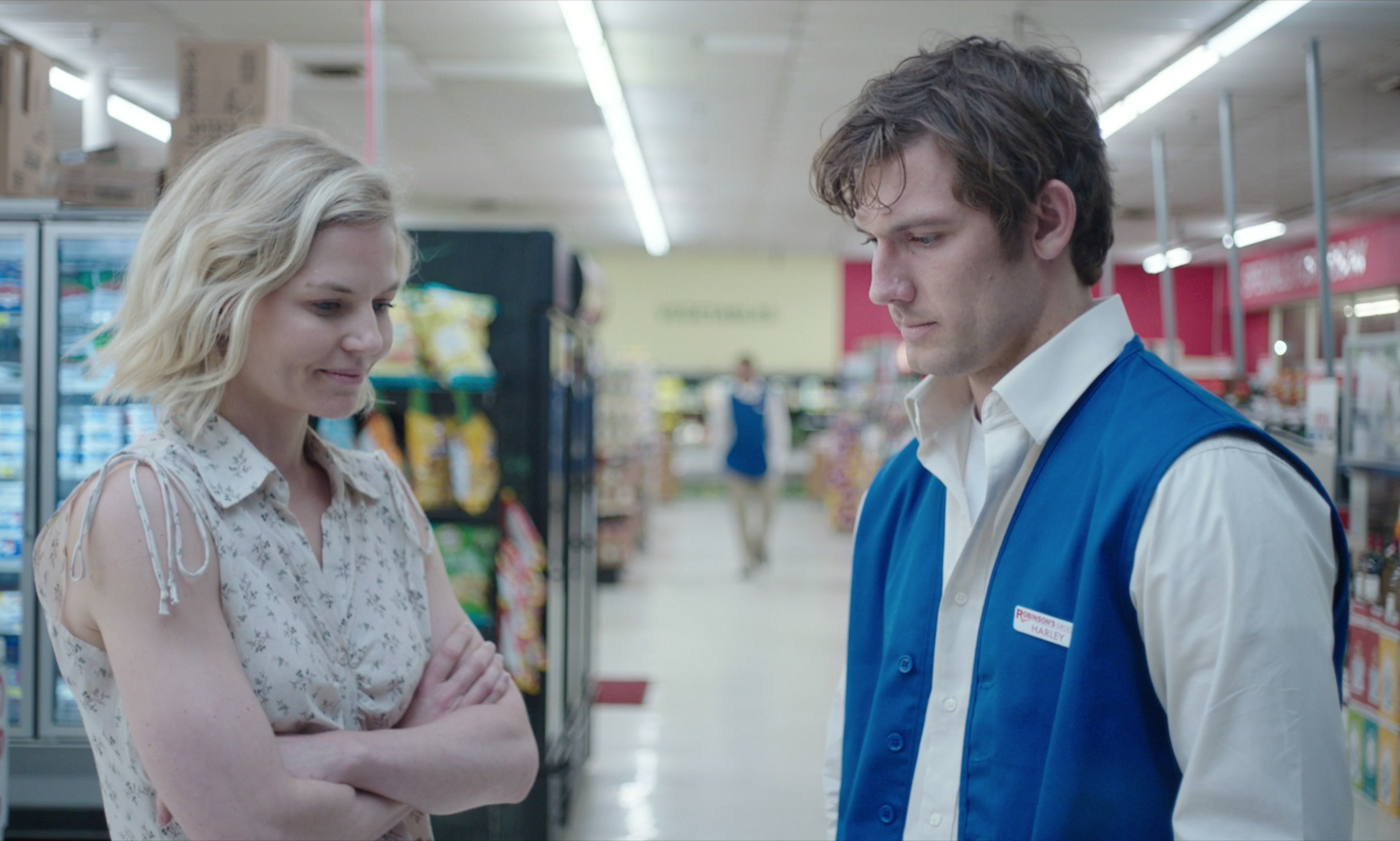 Alex Pettyfer stars in his directorial debut film BACK ROADS opposite Jennifer Morrison. Distributed by Samuel Goldwyn Films