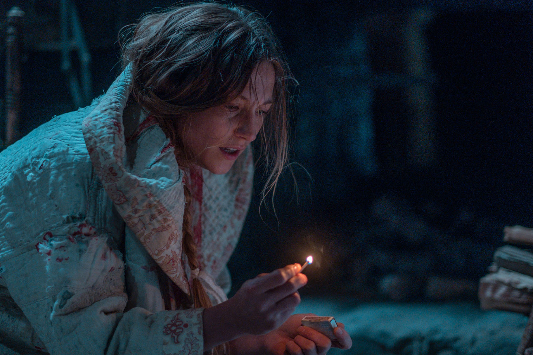 THE WIND, a western horror film arrives in theaters and on demand on April 5, 2019