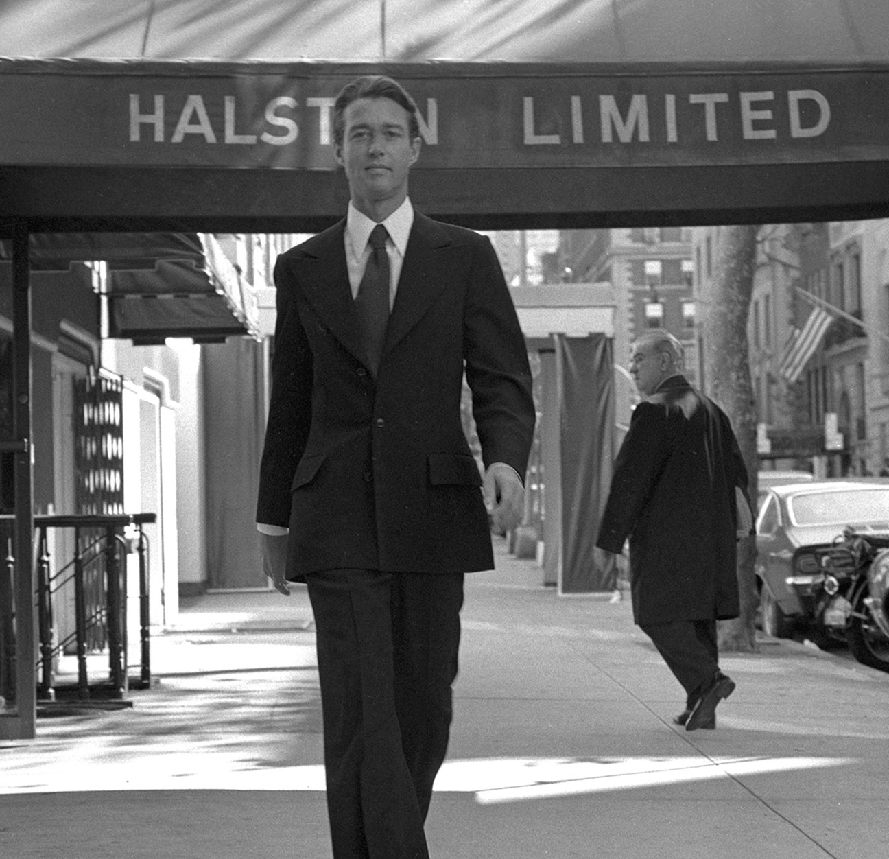 HALSTON )2019) documentary film opens in LA May 31 and debut on CNN broadcast debut in 2019
