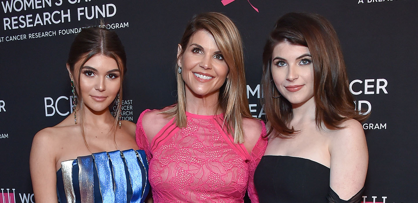 Hollywood Behaving Badly. Full House star, Lori Loughlin caught in paying bribes for her daughters to be accepted into USC,