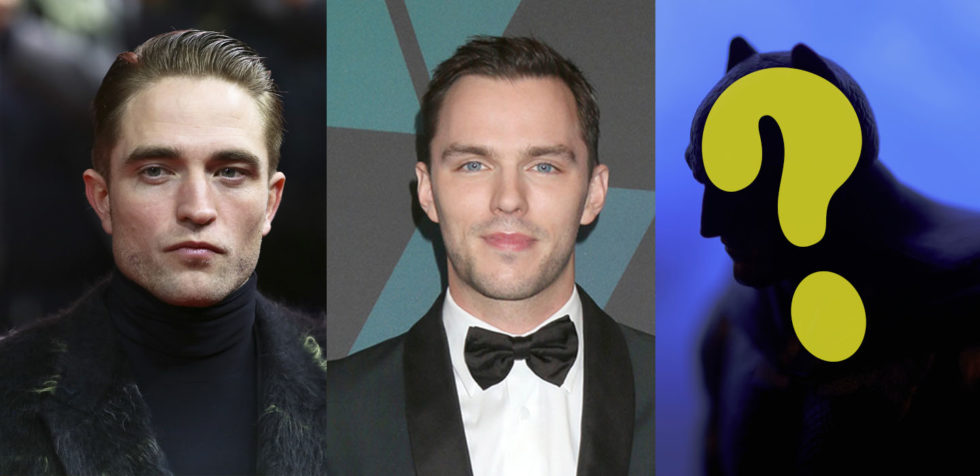 Why are Robert Pattinson and Nicholas Hoult not very suitable as The Batman 2021?
