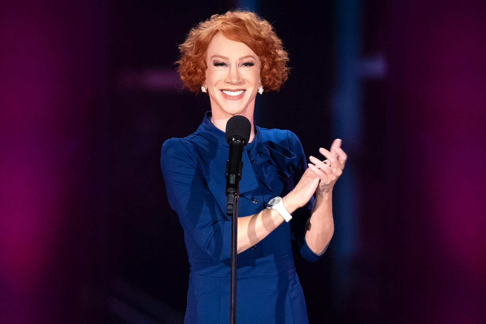Kathy Griffin Returns in New Documentary 'A Hell of A Story'