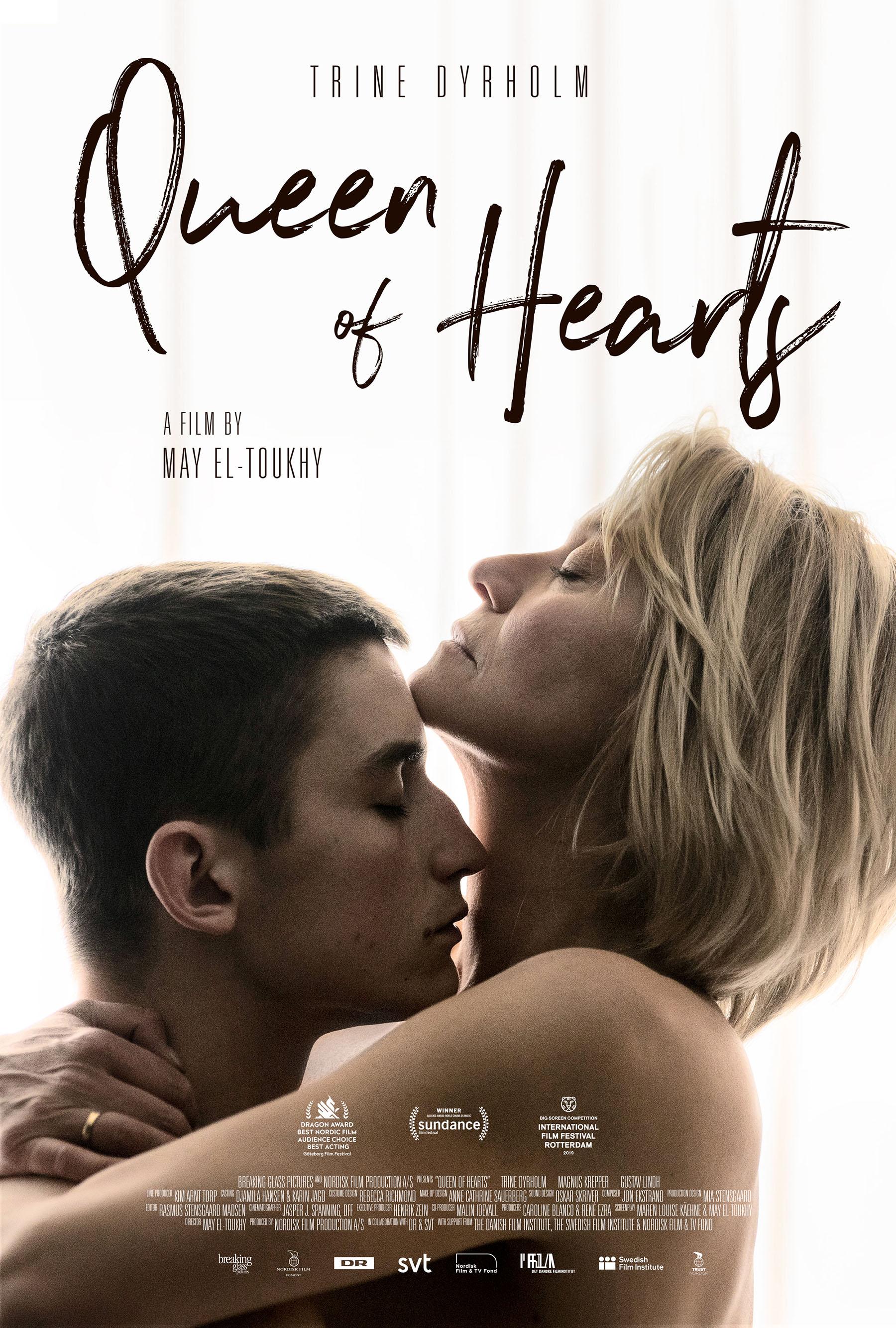 Rising star, Gustav Lindh stars in the eye-opening Danish film Queen of Hearts.