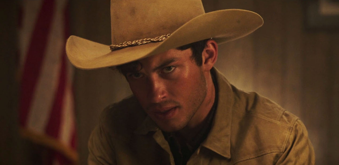Filmmaking brothers Graham and Parker Phillips deliver a fresh, visually rich Western with believable characters.