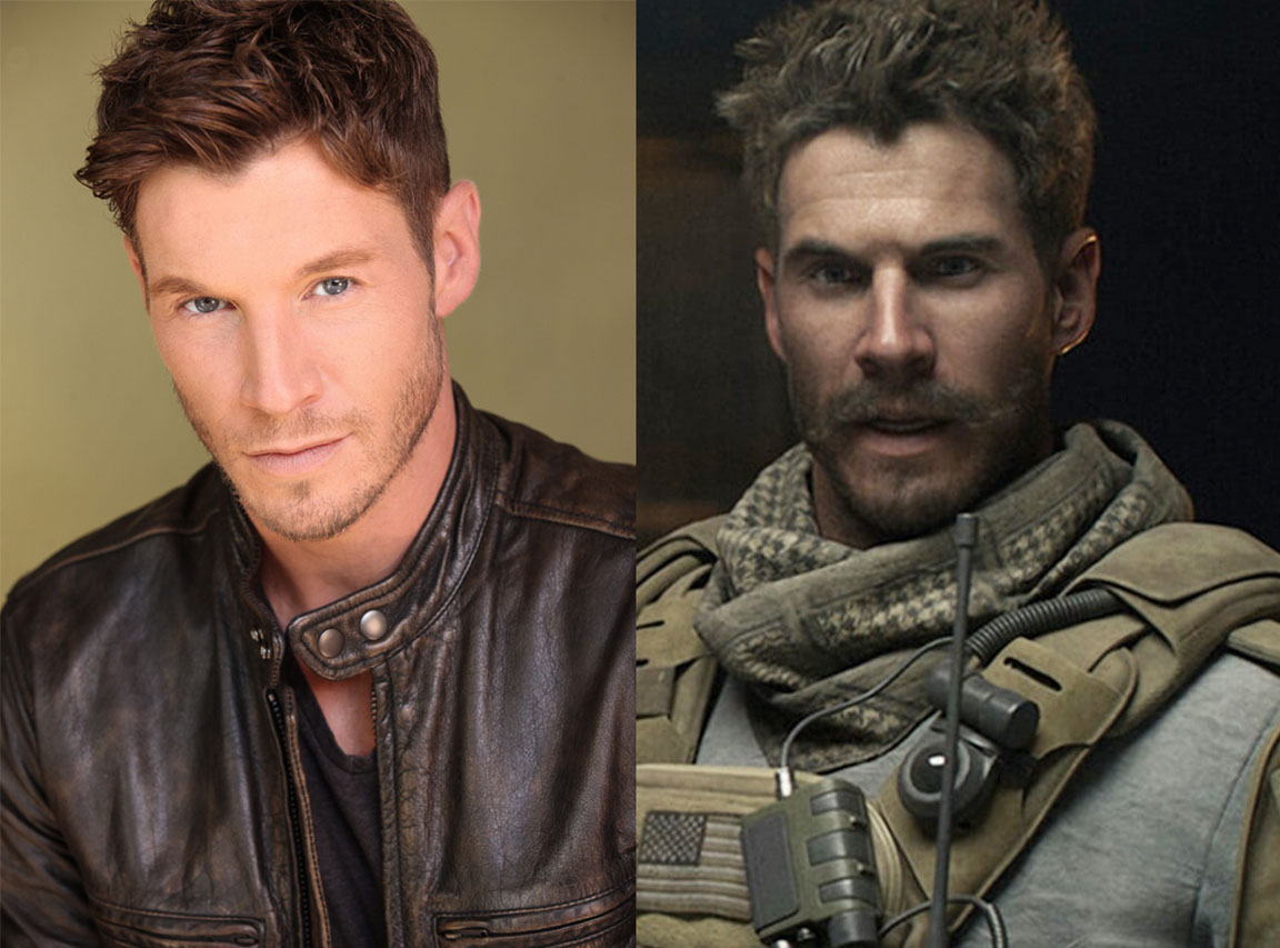 SNIPER franchise star Chad Michael Collins knows a thing or two about playing military roles in movies.