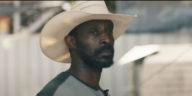 Actor, Rob Morgan as Abe, in BULL (2019) film