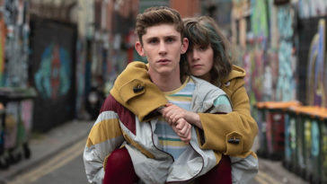 Actor, Fionn O'Shea and actress, Lola Petticrew shine in LGBTQ comedy, DATING AMBER